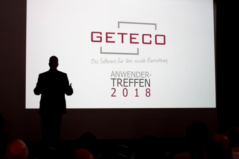 Bild zum Anwender-Treffen 2018: 20 Jahre GETECO
