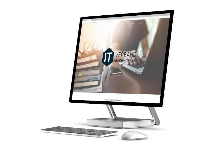 Neue Website des IT-Verbands